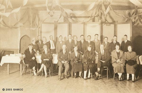 [The first Sacramento County 4-H Club Council meeting]