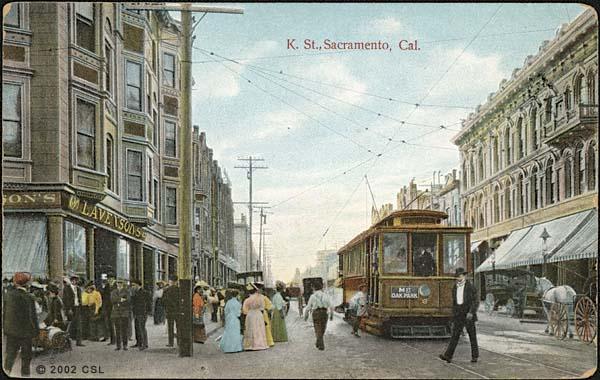 K Street, Sacramento, Cal.