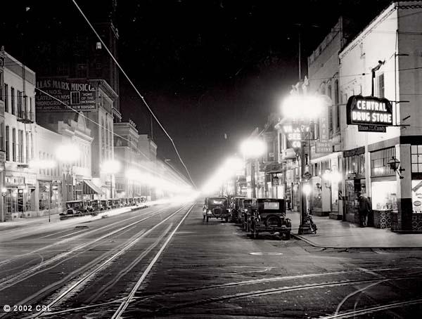 [J Street at 10th Street, Sacramento]