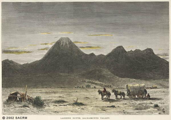 [Prairie schooner - Sacramento Valley]
