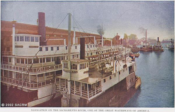[Ships - Sacramento River]
