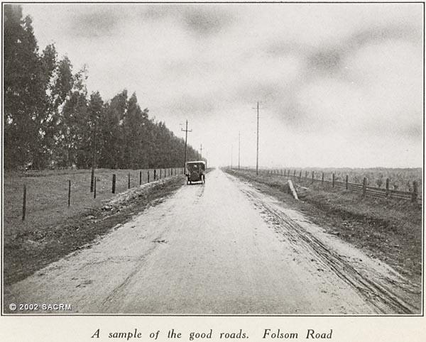 Folsom Road