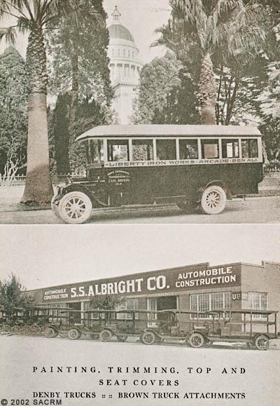 [Bus - Trucks - Sacramento]