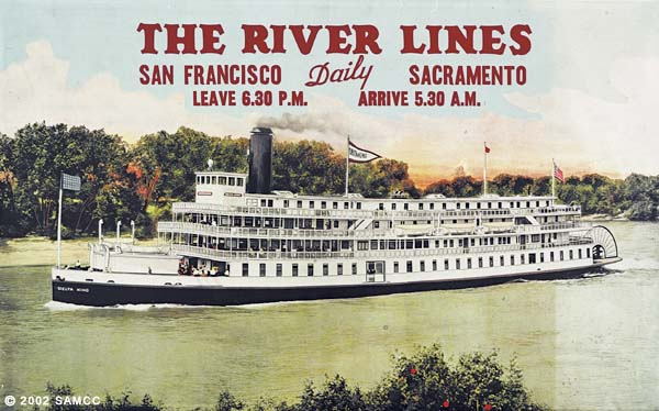 The River Lines : poster