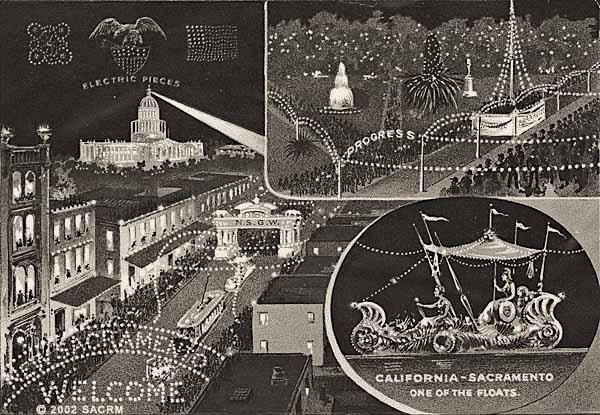 [Electric Carnival - Streetcars - Sacramento]